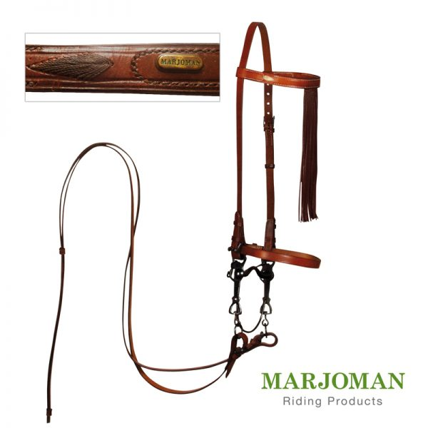 Marjoman, španielska uzdečka, uzdečka, španielska uzdečka s oťažami, uzdečka s oťažami, španielska uzdečka s ornamentom, uzdečka s ornamentom