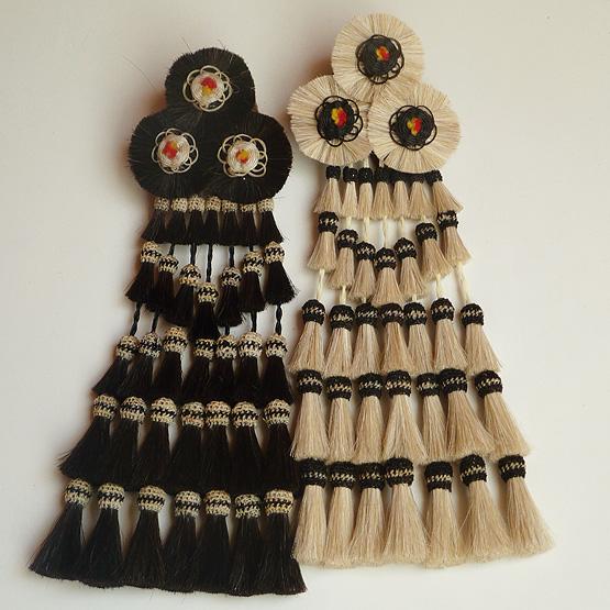 Marjoman, mosquero, ručne vyrobené mosquero, mosquero z konského vlasu