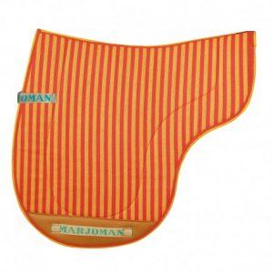 Marjoman, pruhovaná deka pod sedlo, deka pod sedlo, pruhovaná deka pod španielske sedlo