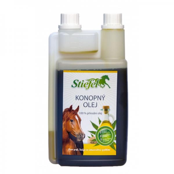 Stiefel, konopný olej pre kone, srsť koní, koža koní, letná vyrážka, alergia na hmyz, kožné problémy koní, presrsťovanie koní, imunita koní, kĺby koní, omega mastné kyseliny pre kone, letná vyrážka u koní, letní vyrážka u koní, alergia na hmyz u koní, alergie na hmyz u koní, muchár, muchař