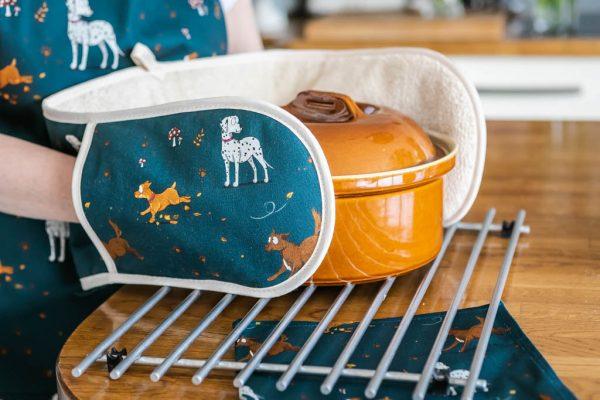 kuchynské chňapky, kuchynské chňapky so vzorom psa, kuchynské chňapky so vzorom psov, kuchynské chňapky s motívom psa, kuchynské chňapky s motívom psov, kuchynské chňapky so vzorom muddy paws, kuchynské chňapky s motívom muddy paws