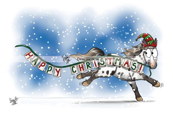 kuchynská utierka, kuchynská utierka so vzorom koňa, kuchynská utierka so vzorom koní, kuchynská utierka s motívom koňa, kuchynská utierka s motívom koní, kuchynská utierka so vzorom HAPPY CHRISTMAS, kuchynská utierka s motívom HAPPY CHRISTMAS, kuchynská utierka so vzorom vesele vianoce, kuchynská utierka s motívom vesele vianoce