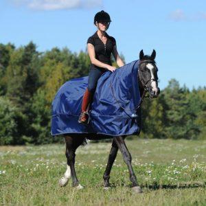 Jazdecká pláštenka na celého koňa, bucas, pršiplášť pre kone, pláštenka pre kone