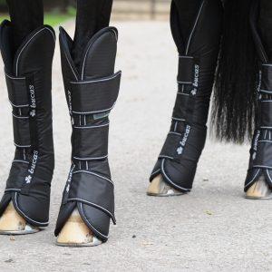 transportné chrániče nôh, bucas, chrániče nôh, transportné gamaše, preprava koní, transport koní