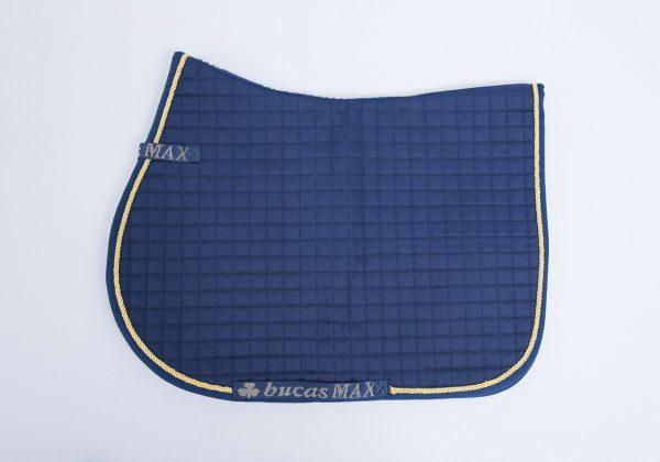 Deka pod sedlo Max, bucas, deka pod sedlo, deka pod sedlo s hustou výplňou, deka pod sedlo s antibakteriálnou podšívkou