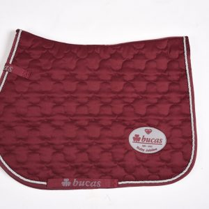 Deka pod sedlo Ruby Jubilee, bucas, deka pod sedlo, deka pod sedlo s hustou výplňou