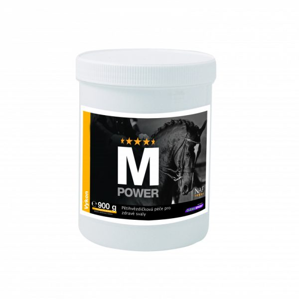 NAF, M power pre svaly, M power pre svaly pre kone M power pre svaly pro kone, kôň, kone, pohybová sústava koní, pohybový aparát koní, svaly koní, svalová hmota koní, úbytok svalovej hmoty u koní, nárast svalovej hmoty u koní, výživové doplnky pre kone, výživový doplnok pre kone, výživový doplněk pro kone, ostropestrec mariánsky pro kone, ostropestrec mariánsky pre kone