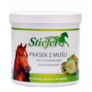 Stiefel, Prášok z mušlí, kôň, kone, pohybová sústava koní, pohybový aparát koní, kĺby koní, klouby koní, degenerácia kĺbov koní, výživa kĺbov pre kone, výživa kĺbov pro kone, výživové doplnky pre kone, výživový doplnok pre kone, výživový doplněk pro kone, výživový doplnok pre kĺby koní, výživový doplněk pro klouby koní, výživový doplnok pre staré kone, výživový doplněk pro staré kone, prášok z mušle pre kone, prášek z mušlí pro kone, slávka zelenoústa pre kone