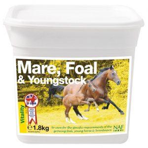 NAF, Kompletná minerálno-vitamínová zmes pre žrebné kobyly a mladé kone, kone, imunita koní, imunita koní, žrebné kobyly, žrebná kobyla, vitamíny pre žrebné kobyly, minerály pre žrebné kobyly, mladé kone, mladý kôň, vitamíny pre mladé kone, minerály pre mladé kone, žriebätá, žriebä, vitamíny pre žriebätá, minerály pre žriebätá, výživové doplnky pre kone, výživový doplnok pre kone, výživový doplněk pro kone, minerály pre kone, vitamíny pre kone, komplexný doplnok pre kone